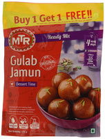 MTR Instant Gulab Jamun Mix 175 gm (1+1 Free)