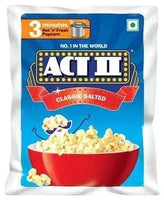 Act 2 Popcorn Golden Sizzle 41 Gm