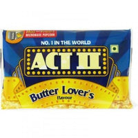 ACT II Popcorn(MW)Butter Lovers 99gm