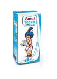 Amul Taaza Milk 200ml