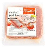 Buffet Smoked Pork Ham 200 Gm - Anytimeneeds
