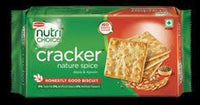 Britannia Cream Cracker Spicy 300 Gm