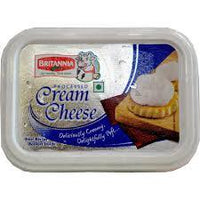 Britannia Processed Cheese Cream 180 Gm