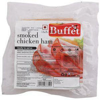 Buffet Chicken Smoked Ham 200 Gm - Anytimeneeds