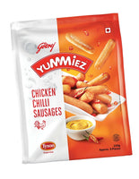 Yummiez Chicken Chilli Sausages 250 Gm