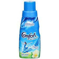 Comfort After Wash Morning Fresh Fabric Conditioner Blue 200 Ml