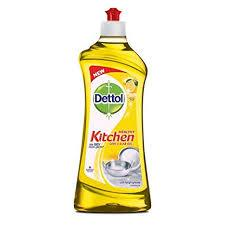 Dettol Dish Wash Liquid-400 Ml