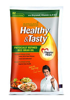 Emami Healthy & Tasty Rice Bran Oil 1 Ltr Pouch