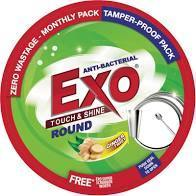 Exo Round Tub Touch & Shine Ginger 500gm - Anytimeneeds