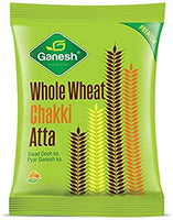 Ganesh Whole Wheat Chakki Atta-5 Kg