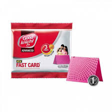 Good Knight Fast Card