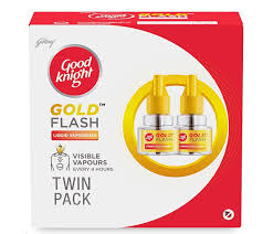Good Knight Gold Flash Pack of 2