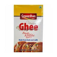 Gowardhan Pure Cow Ghee 1Ltr - Anytimeneeds