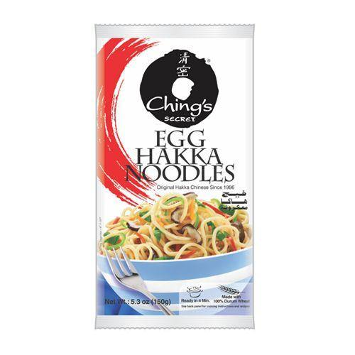 Ching'S Egg Hakka Noodles 150 Gm - Anytimeneeds