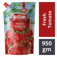Kissan Tomato Ketchup Pouch 950 gm