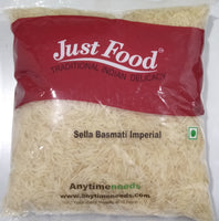 Just Food Sella Basmati Imperial 1 Kg