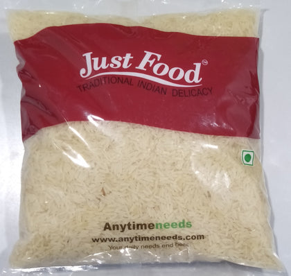 Just Food Baskathi Rice Loose 1 Kg - Anytimeneeds
