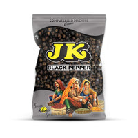 JK Black Pepper Whole 50 gm