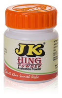 Jk Hing (Asafoetida) Powder 25 Gm