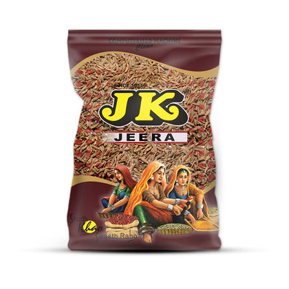 Jk Jeera (Cumin Seed) Whole 50 Gm - Anytimeneeds