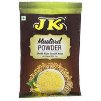 Jk Mustard Powder 100 Gm