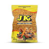 Jk Sarso (Yellow Mustard) 50 Gm