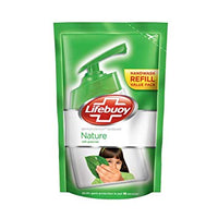 Lifebuoy Handwash Nature Care Refill 185 Ml