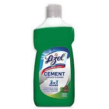 Lizol Cement Surface Cleaner 400ml - Anytimeneeds