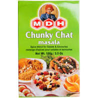 MDH CHAAT MASALA 100GM