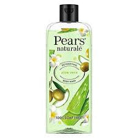 PEARS NATURAL DETOXIFYING ALOE VERA BODY WASH 250 ML