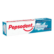 PEPSODENT WHITENING CAVITY PROTECTION TOOTHPASTE 140 GM
