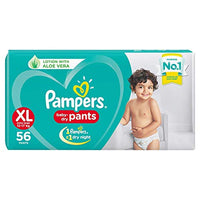 Pampers Diaper Xl (56 Pieces)