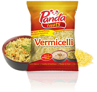 Panda Vermicelli Roasted 450 Gm