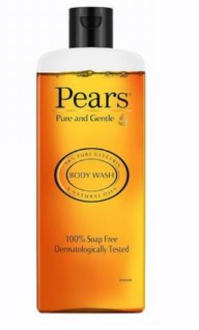 Pears Pure & Gentle Body Wash 200Ml