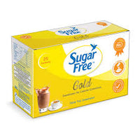 SUGAR FREE GOLD LOW CALORIE SWEETENER 25 SACHET