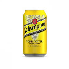 Schweppes Tonic Water 300Ml Can