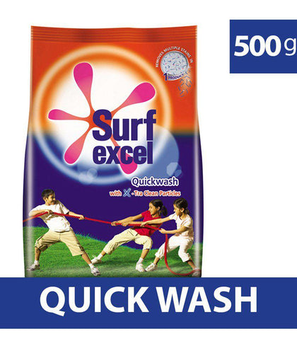 Surf Excel Quick Wash 500 Gm