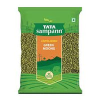 TATA SAMPAN GREEN MOONG DAL 500 GM
