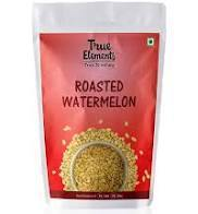 True Elements Roasted Watermelon Seeds 125gm - Anytimeneeds