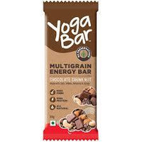 Yoga Bar Chocolate Chunk Nuts 38g - Anytimeneeds