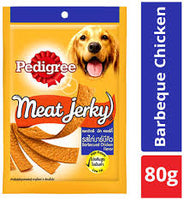 Pedigree Jerky Bbq 80Gm