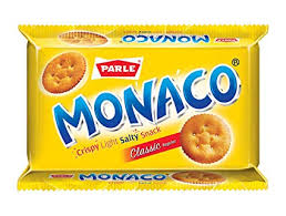 Parle Monaco Classic Salted 200Gm