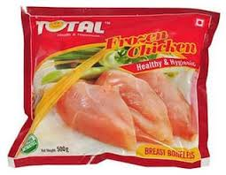 Total Chicken Breast Boneless 500 Gm