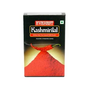 Everest Kashmirilal Red Chilli Powder 100 Gm - Anytimeneeds