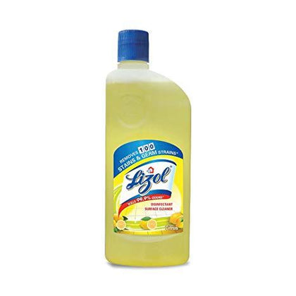 Lizol Disinfectant Surface Cleaner Citrus-975 Ml