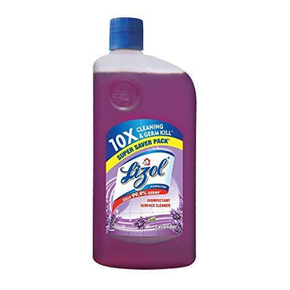 Lizol Disinfectant Lavender500 Ml