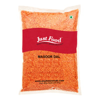 Just Food Masoor Dal Economy 500 Gm