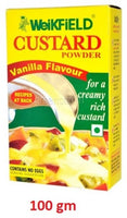 Weikfield Custard Powder Vanilla 100 Gm