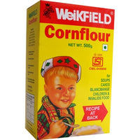 Weikfield Cornflour 500 Gm