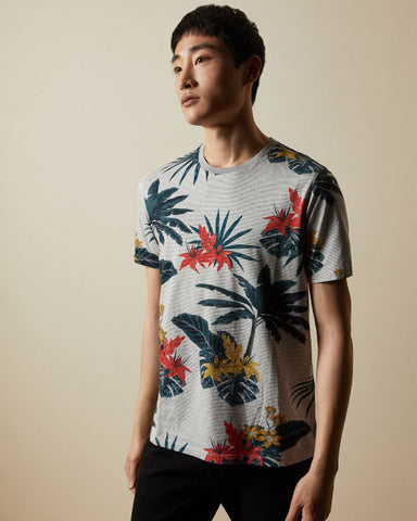 MyTea Cotton Printed T-Shirt